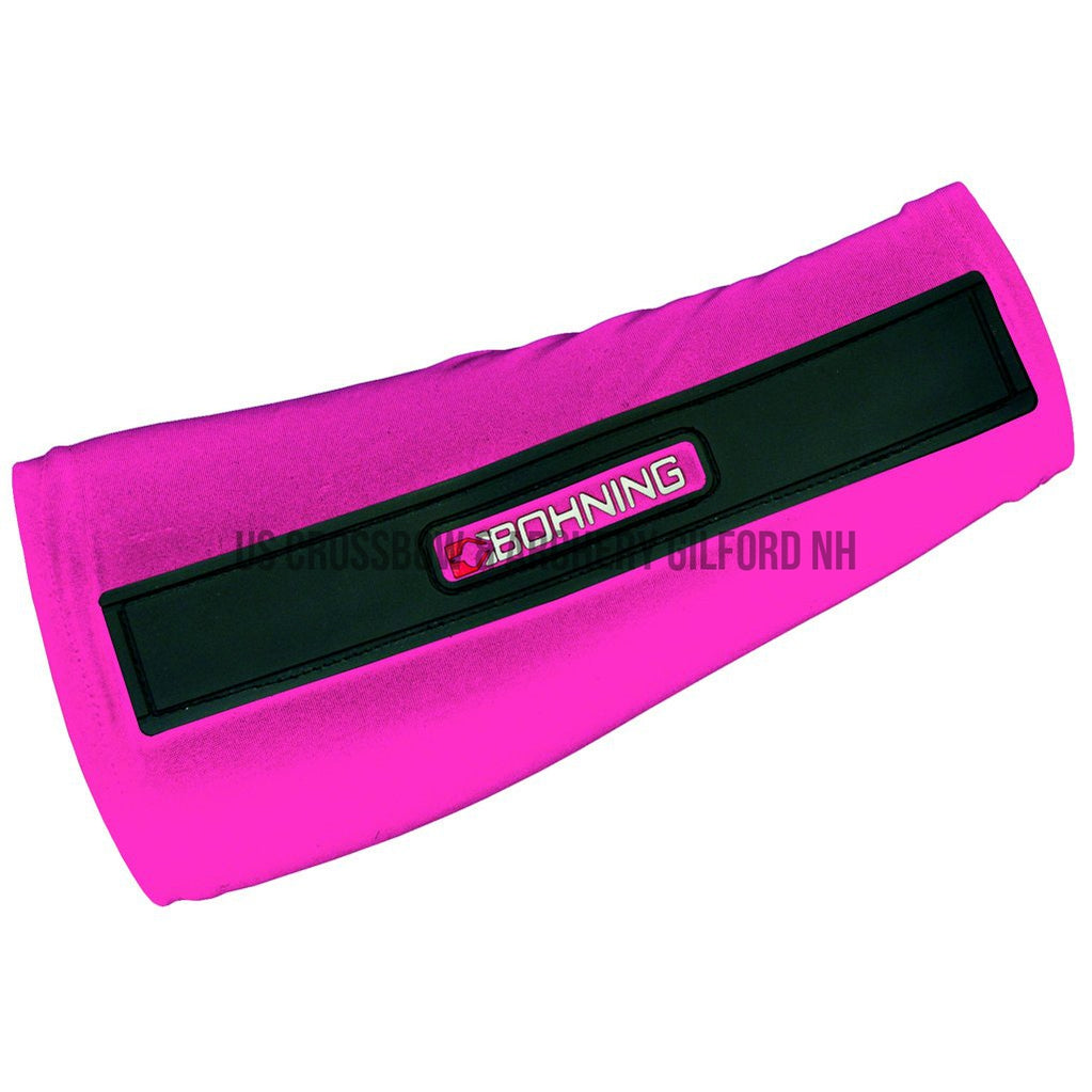 Bohning Slip-on Armguard Hot Pink Small-Bohning-US Crossbow Store