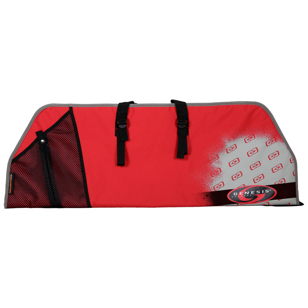 Easton Genesis Bow Case Red