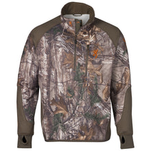 Load image into Gallery viewer, Browning Fleece 1-4 Zip Jacket Realtree Xtra Medium