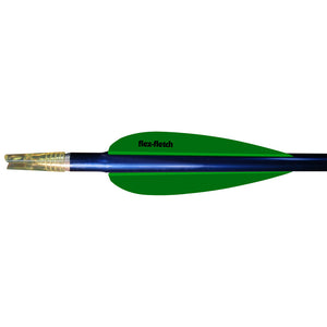 Flex Fletch Ffp Vanes Neon Green 3 In. 39 Pk.