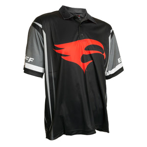Elevation Pro Shooter Jersey Black-gray-red Medium