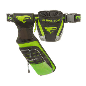 Elevation Nerve Field Quiver Package Green Lh