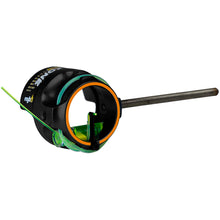 Load image into Gallery viewer, Mybo Ten Zone Scope Midnight Black 0.75 Diopter Green Fiber