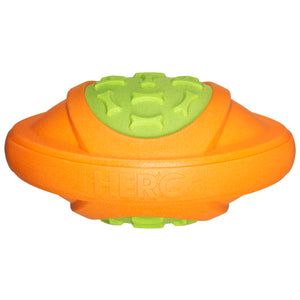 Hero Outer Armor Football Orange-lime Small