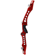 Load image into Gallery viewer, Mybo Wave Recurve Riser Cherry Red 25 In. Lh