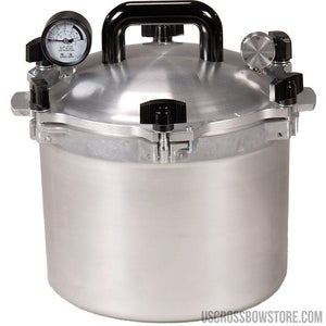 All American Canner Pressure Cooker 10.5 Qt.-US Crossbow & Archery Store