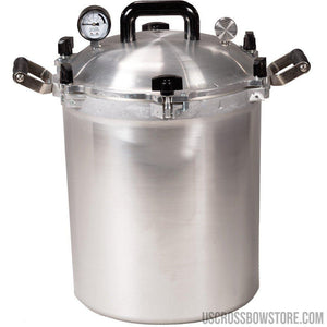 All American Canner Pressure Cooker 30 Qt.-US Crossbow & Archery Store