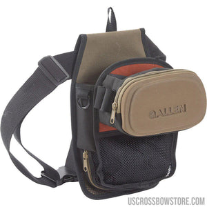 Allen Eliminator All In One Shooting Bag-Black Powder-US Crossbow & Archery Store