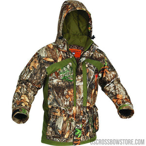 Arctic Shield Classic Elite Parka Realtree Edge 2x-large-Hunting Clothing & Apparel-US Crossbow & Archery Store