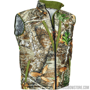 Arctic Shield Heat Echo Loft Vest Realtree Edge Large-Hunting Clothing & Apparel-US Crossbow & Archery Store