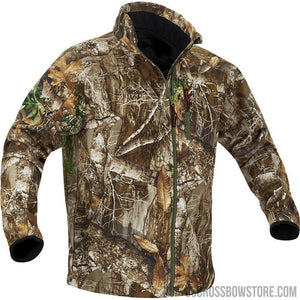 Arctic Shield Heat Echo Stalker Jacket Realtree Edge Medium-Hunting Clothing & Apparel-US Crossbow & Archery Store