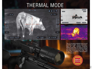 ATN Thor 4, 4-40x Thermal Rifle Scope-US Crossbow & Archery Store