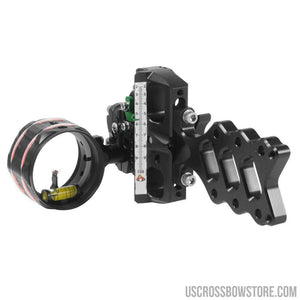 Axcel Accuhunter Plus Sight 1 Pin Green .010 Rh-lh-US Crossbow & Archery Store