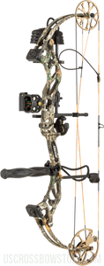 Bear Prowess RTH (Ready To Hunt) Compound Bow Package-Bear Archery-US Crossbow & Archery Store