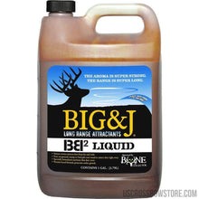 Load image into Gallery viewer, Big And J Bb2 Liquid Attractant 1 Gal.-Hunting-US Crossbow & Archery Store