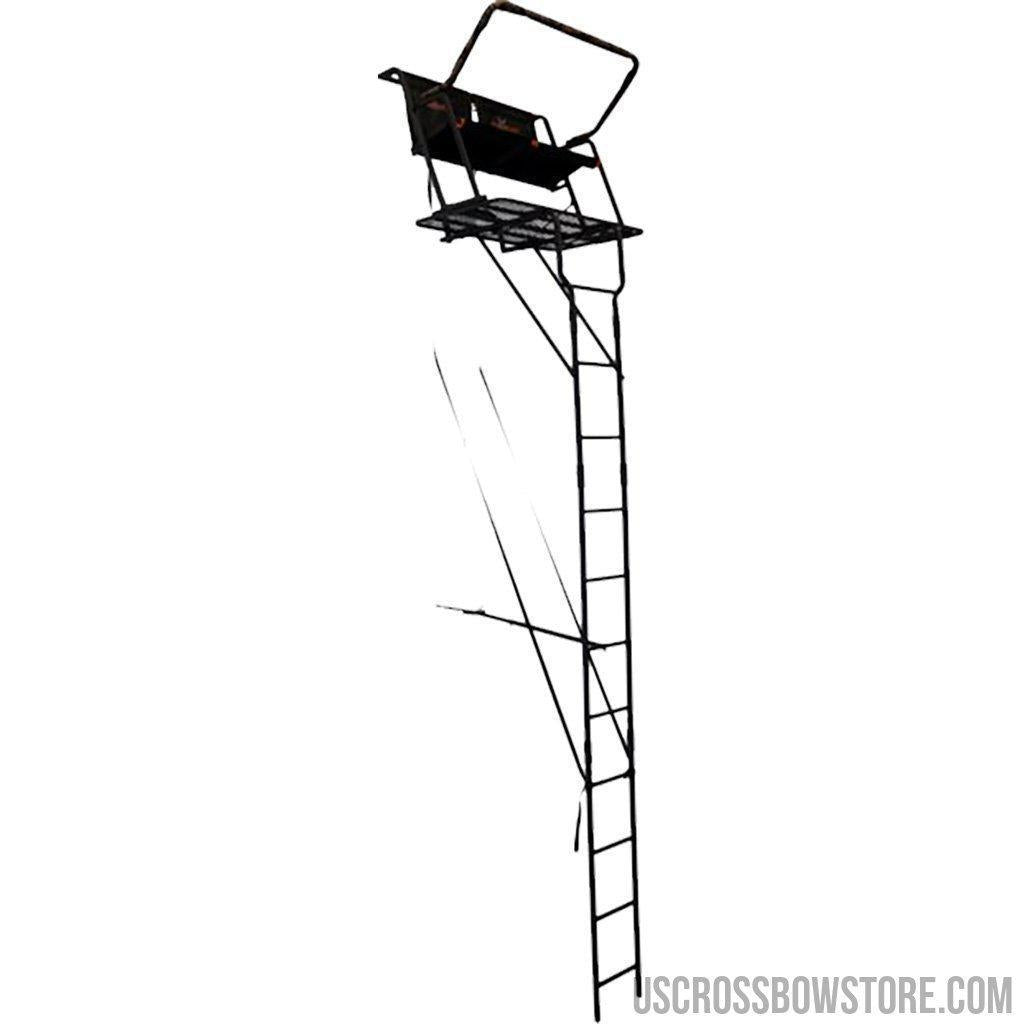Big Game Spector Xt Ladder Stand Two Man-US Crossbow & Archery Store
