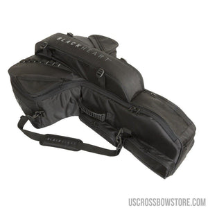 Blackheart Chamber Crossbow Case Black-black-Crossbow Accessories-US Crossbow & Archery Store