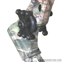 Load image into Gallery viewer, Bowjax Magnum Rizrjax Dampeners Black 2 Pk.-Archery Products-US Crossbow & Archery Store