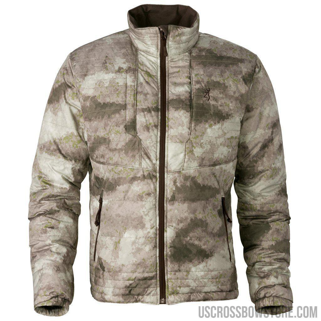 Browning Shrike Jacket A-tacs Au Large-Browning-US Crossbow & Archery Store