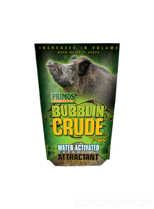Bubblin' Crude For Hogs Pig Attractant, Bag-Primos-US Crossbow & Archery Store