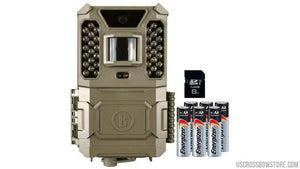 Bushnell 24MP Core Prime Low Glow Trail Camera w/Batteries-bushnell-US Crossbow & Archery Store