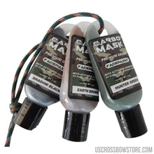 Load image into Gallery viewer, Carbo Mask Facepaint Black-green-brown 1 Oz. 3 Pk.-Hunting-US Crossbow & Archery Store