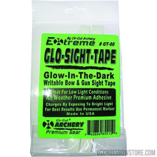 Load image into Gallery viewer, Cir-cut Sight Tape Glow In The Dark 2 Pk.-Archery Products-US Crossbow & Archery Store