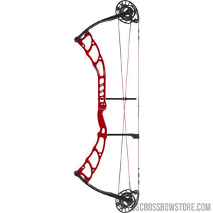 Diamond Medalist 38 Bow Red 60 Lbs. Lh-Archery Products-US Crossbow & Archery Store