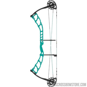 Diamond Medalist 38 Bow Teal 60 Lbs. Rh-Archery Products-US Crossbow & Archery Store