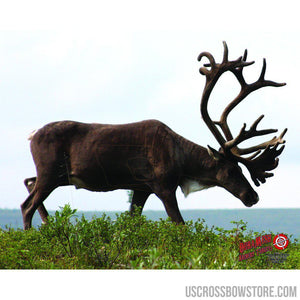 Duramesh Archery Target Caribou 25 In. X 32 In.-Archery Products-US Crossbow & Archery Store