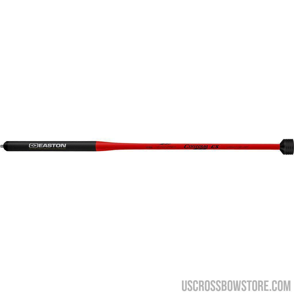 Easton Contour Cs Stabilizer Red 30 In.-Easton-US Crossbow & Archery Store