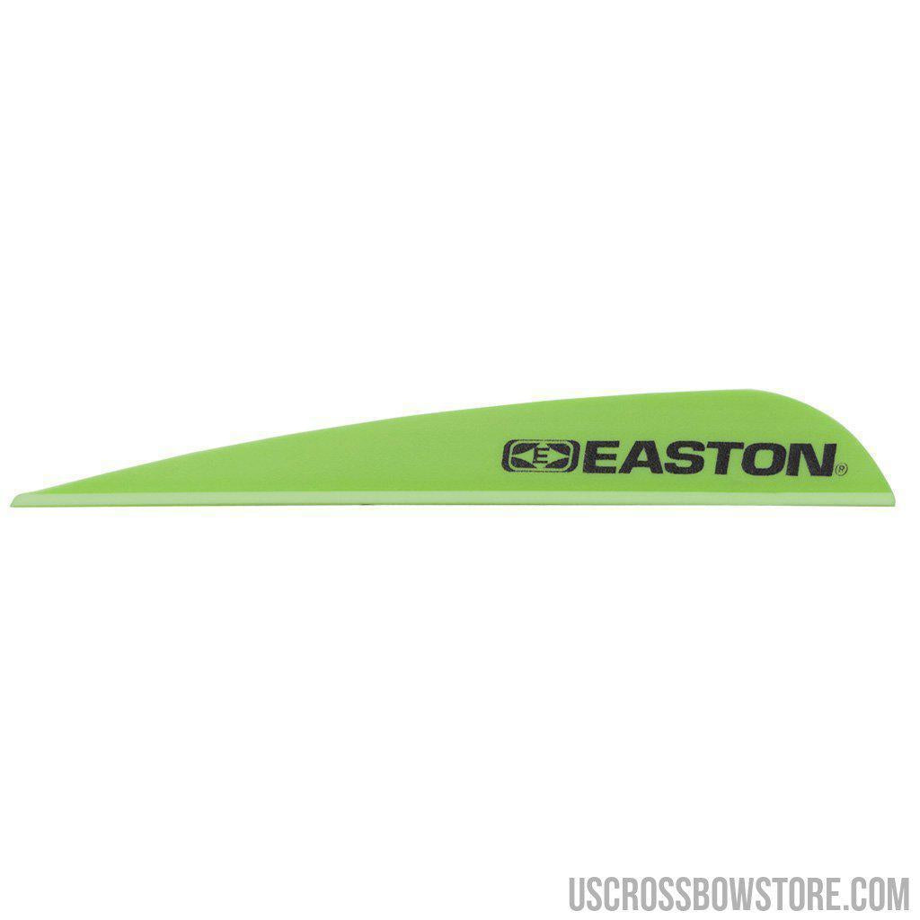Easton Diamond Vanes Green 380 100 Pk.-Easton-US Crossbow & Archery Store