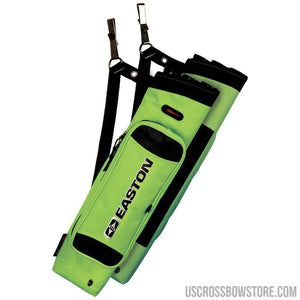 Easton Flipside 3-tube Hip Quiver Neon Green Rh-lh-US Crossbow & Archery Store