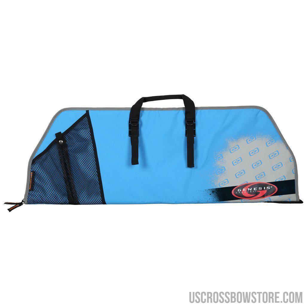 Easton Genesis Bow Case Blue-Archery Products-US Crossbow & Archery Store
