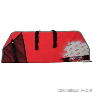 Easton Genesis Bow Case Red-Archery Products-US Crossbow & Archery Store