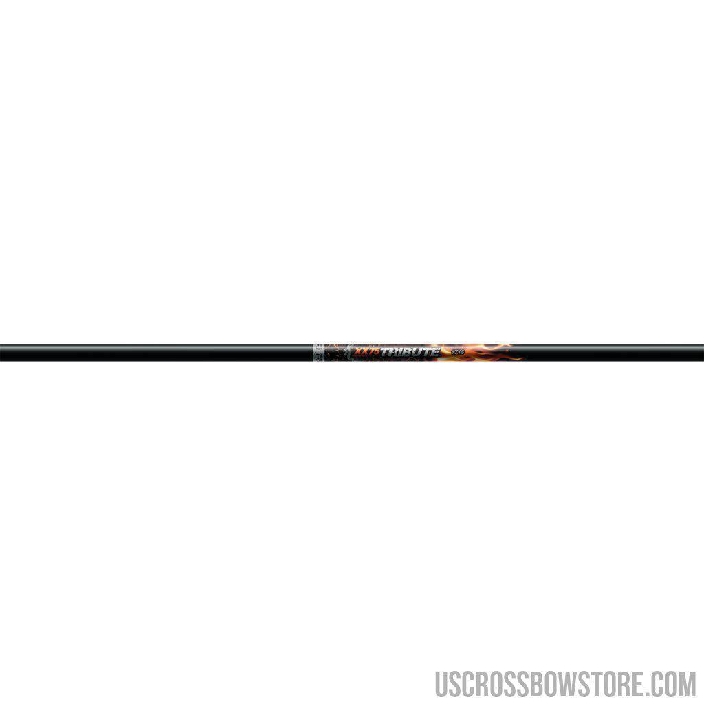 Easton Tribute Shafts 2016 1 Doz.-US Crossbow & Archery Store
