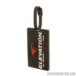 Elevation Archer Id Tag Black-US Crossbow & Archery Store