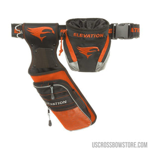 Elevation Nerve Field Quiver Package Orange Rh-Archery Products-US Crossbow & Archery Store