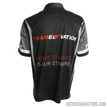 Load image into Gallery viewer, Elevation Pro Shooter Jersey Black-gray-red X-large-Elevation-US Crossbow & Archery Store