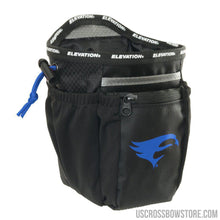 Load image into Gallery viewer, Elevation Rectrix Release Pouch Blue-Archery Products-US Crossbow & Archery Store