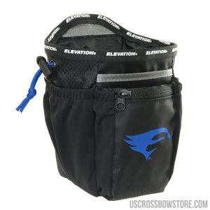 Elevation Rectrix Release Pouch Blue-Archery Products-US Crossbow & Archery Store