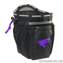 Load image into Gallery viewer, Elevation Rectrix Release Pouch Purple-Archery Products-US Crossbow & Archery Store