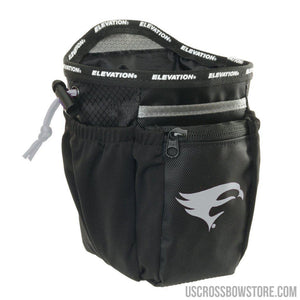Elevation Rectrix Release Pouch Silver-Archery Products-US Crossbow & Archery Store