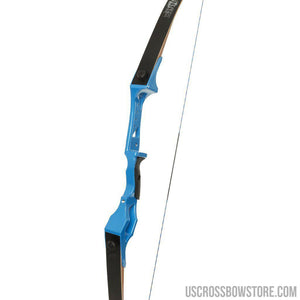 Fin Finder Bank Runner Bowfishing Recurve Blue 58 In. 35 Lbs. Rh-Fin-finder-US Crossbow & Archery Store