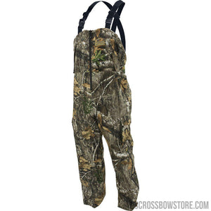Frogg Toggs Dead Silence Brushed Camo Bib Realtree Edge 2X-Large-Frogg Toggs-US Crossbow & Archery Store
