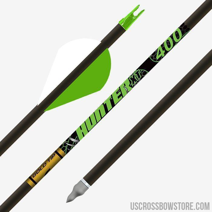 Gold Tip Hunter Xt Arrows-Gold Tip Arrows-US Crossbow & Archery Store
