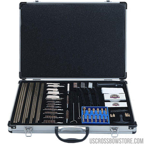 Gunmaster Super Deluxe Universal Cleaning Kit 61 Pc.-Black Powder-US Crossbow & Archery Store