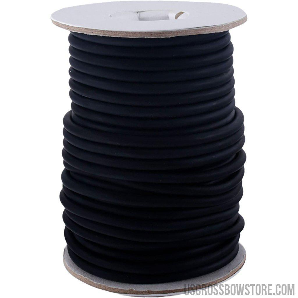 Gws Rubber Tubing 50 Ft. Black-Gws-US Crossbow & Archery Store
