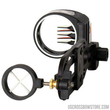 Load image into Gallery viewer, Hind Sight Eclipse Sight 5 Pin .029 Rh-lh-Archery Products-US Crossbow & Archery Store