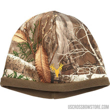 Load image into Gallery viewer, Hot Shot Mustang Fleece Beanie Realtree Edge-Hot Shot-US Crossbow & Archery Store